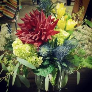 #avl I like your floral taste #FBFAsh
